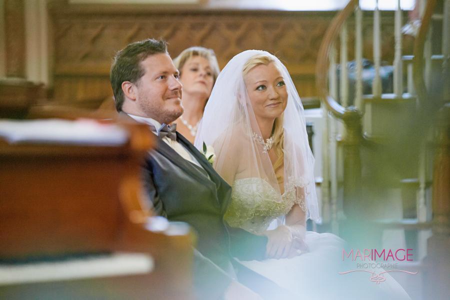 Photographe mariage Magog Sherbrooke église