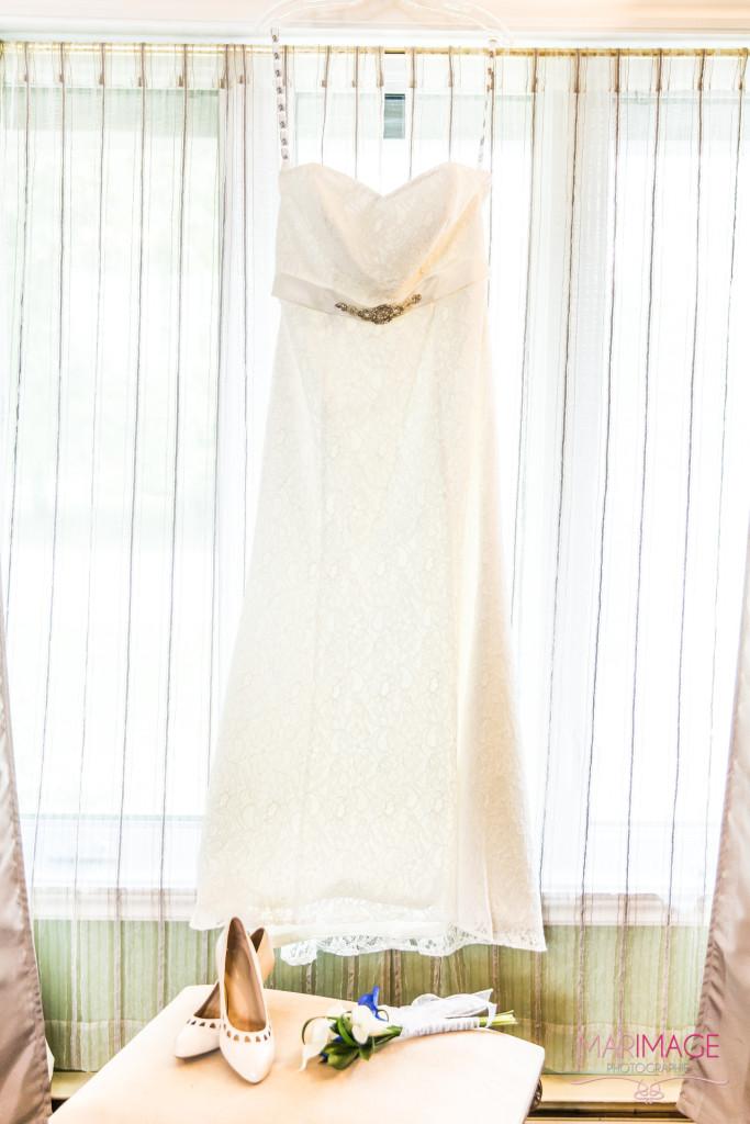 robe mariée photographe mariage Repentigny