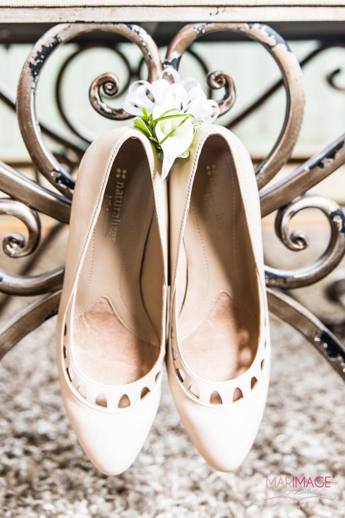soulier mariage photographe
