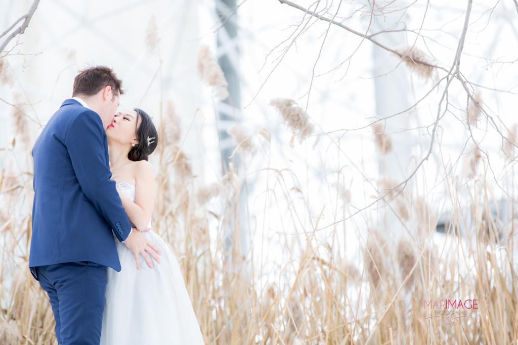 photographe mariage Montréal Singapour