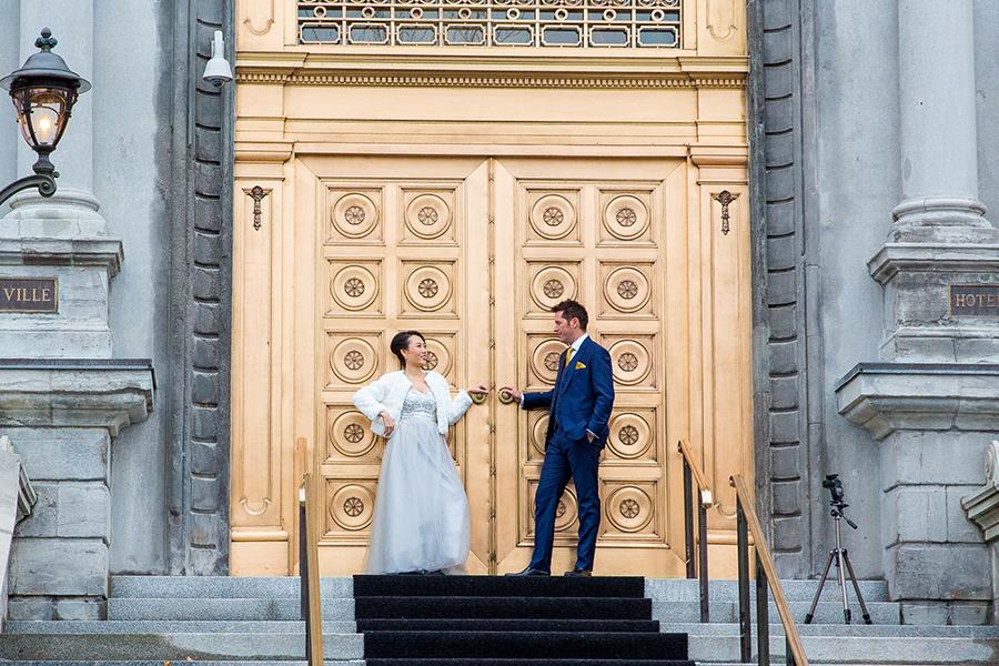Photographe-hotel-de-ville-mariage