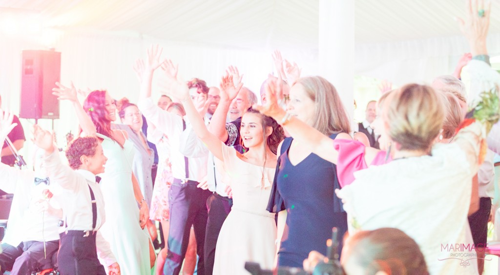 Photographe Mariage ambiance fête
