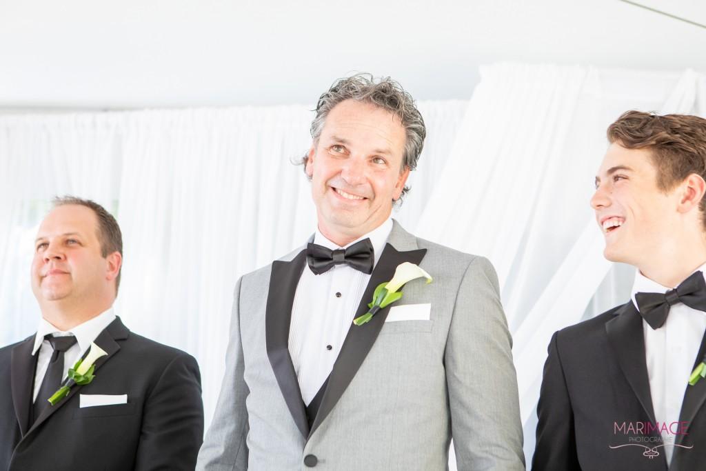 Photographe mariage cérémonie extérieur