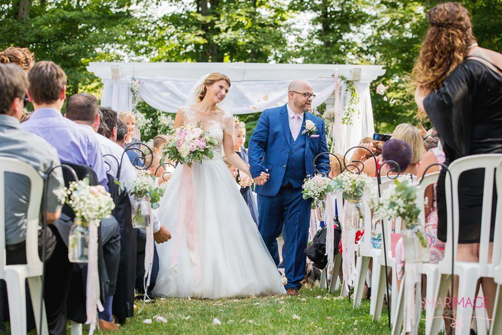 Photographe mariage auberge gallant